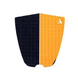 ROAM - 2 Piece Traction Pad - Black/Orange