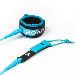 ROAM - 9' Premium Leash - Blue