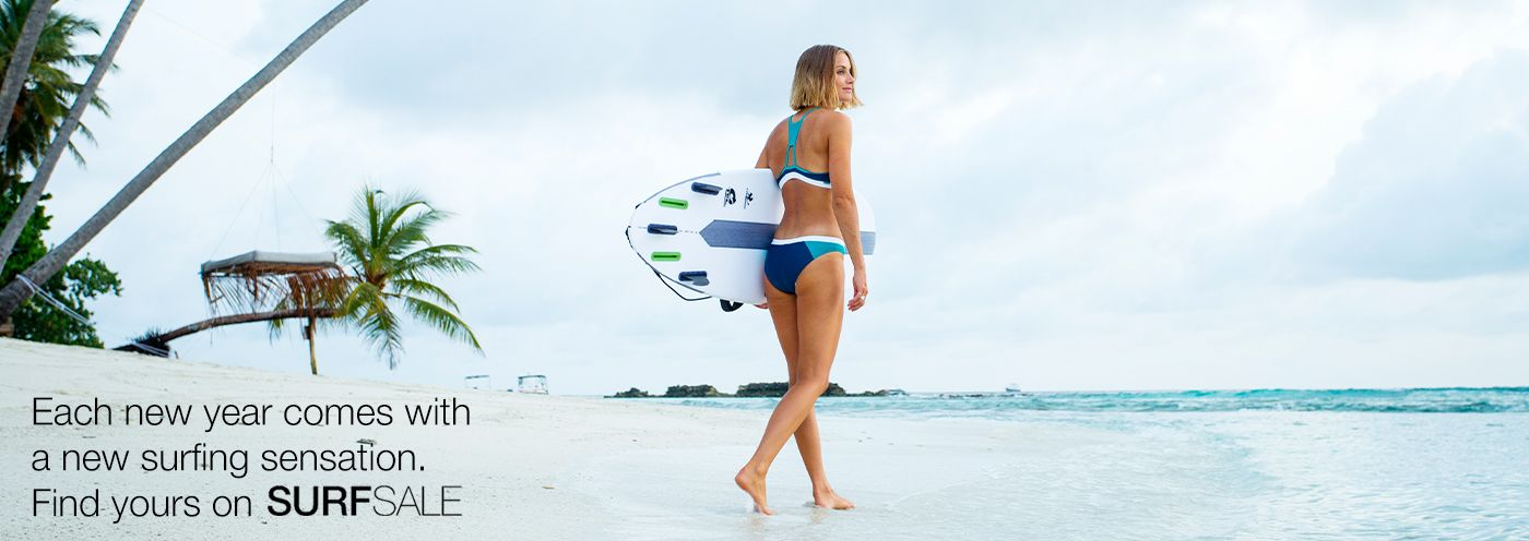 Each new year comes with a new surfing sensation. Find yours on