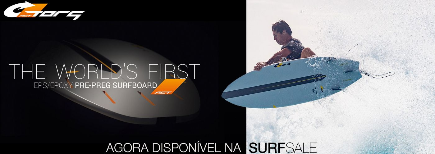 The first prepreg surfboard now available on SUFSSLE